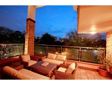 Terrace - Chand Terraces, Bandra West