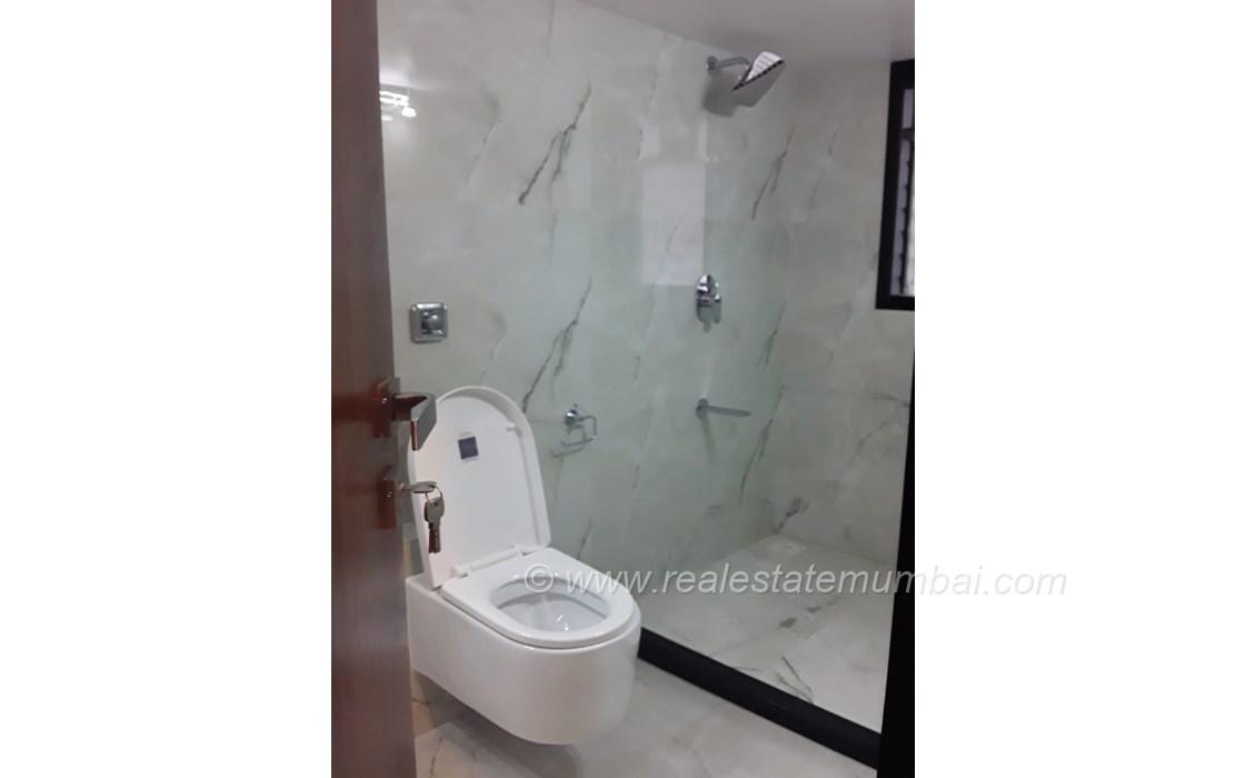 Bathroom 2 - Honey Comb, Bandra West