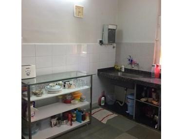 Kitchen - Himachal House, Worli