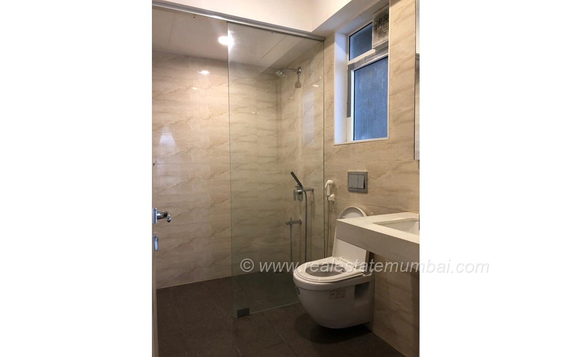 Bathroom 3 - Satguru Shlok, Bandra West