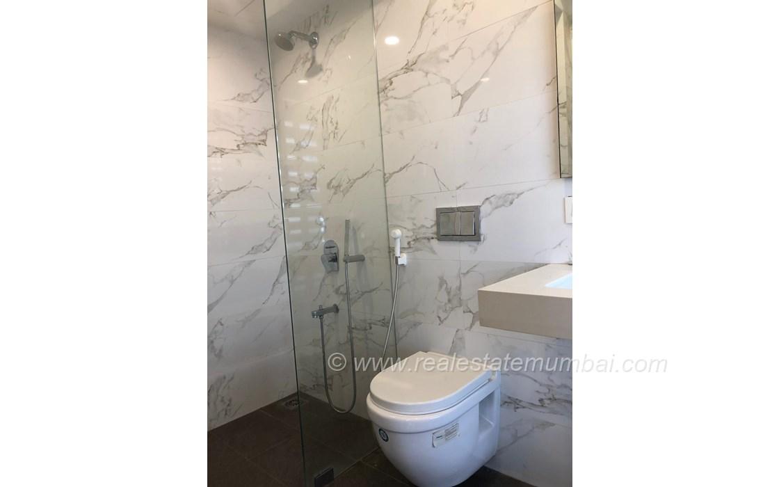 Master Bathroom - Satguru Shlok, Bandra West