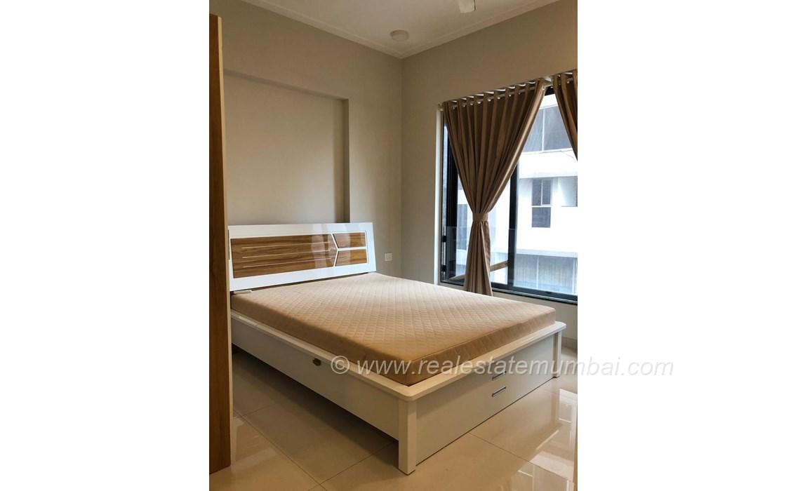 Master Bedroom - Satguru Shlok, Bandra West