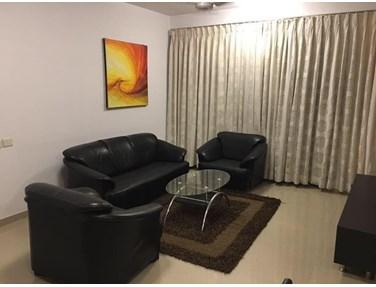 Living Room1 - DSK Madhuban, Andheri East