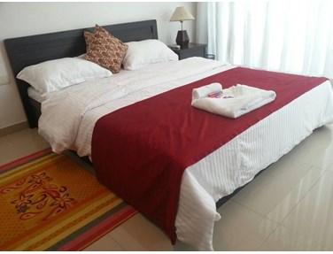 Master Bedroom - DSK Madhuban, Andheri East