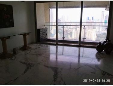 Flat on rent in Lodha Bellissimo, Mahalaxmi