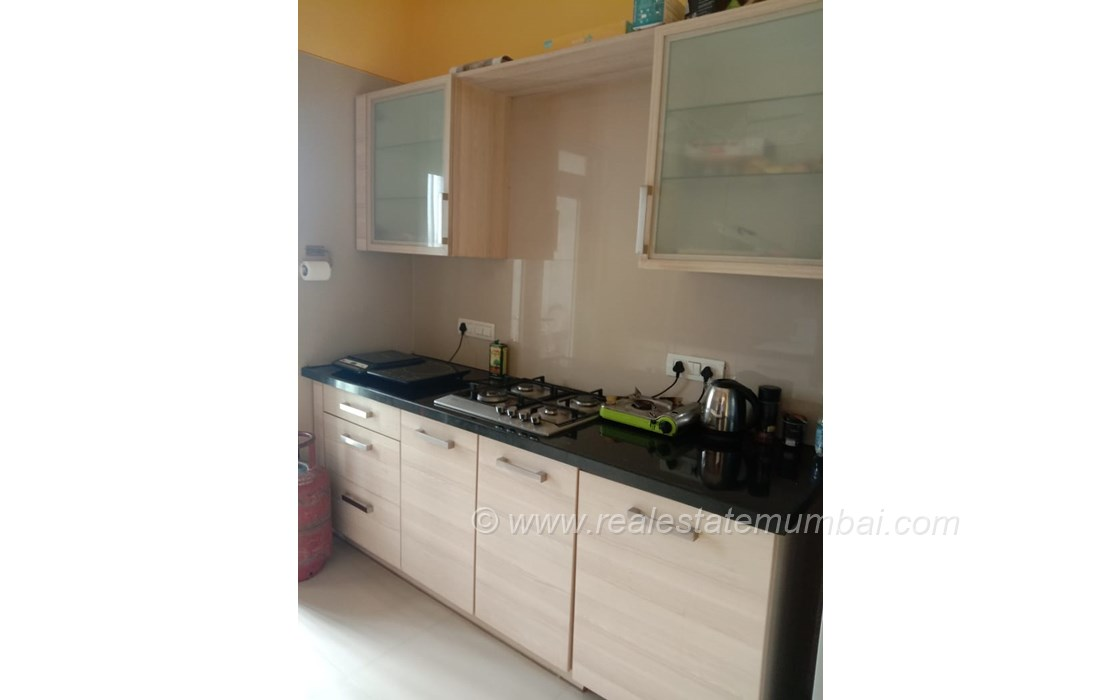 Kitchen - Lodha Primero, Mahalaxmi