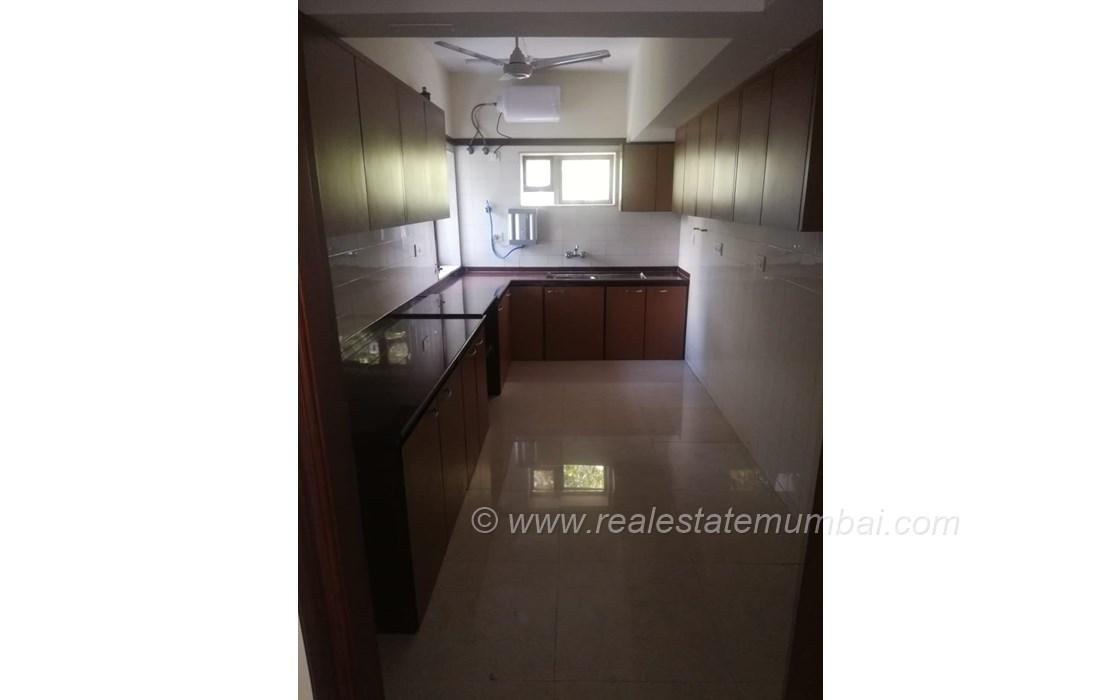 Building - Sanghi Residency, Prabhadevi