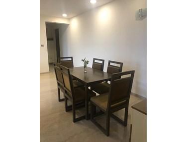 Dining - Rustomjee Oriana, Bandra East