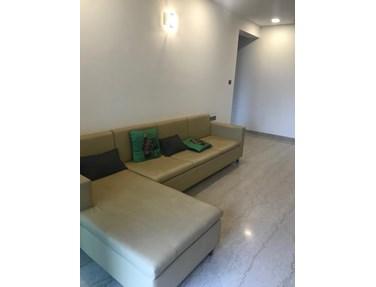 Flat on rent in Rustomjee Oriana, Bandra East