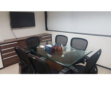 Conference Room - X Cube, Andheri West