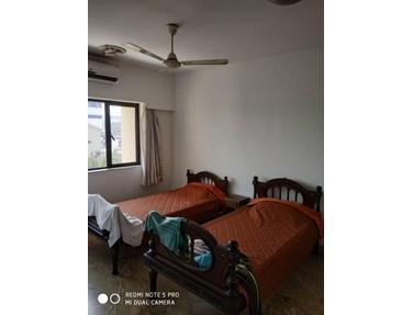 Flat on rent in High Tide, Juhu
