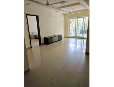 Living Room - Gym View, Khar West