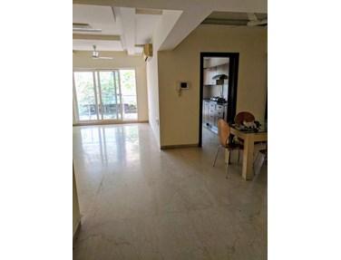 Living Room1 - Gym View, Khar West