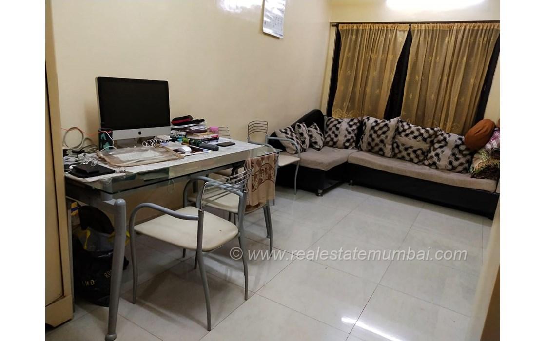 Living Room1 - Dango House, Bandra West