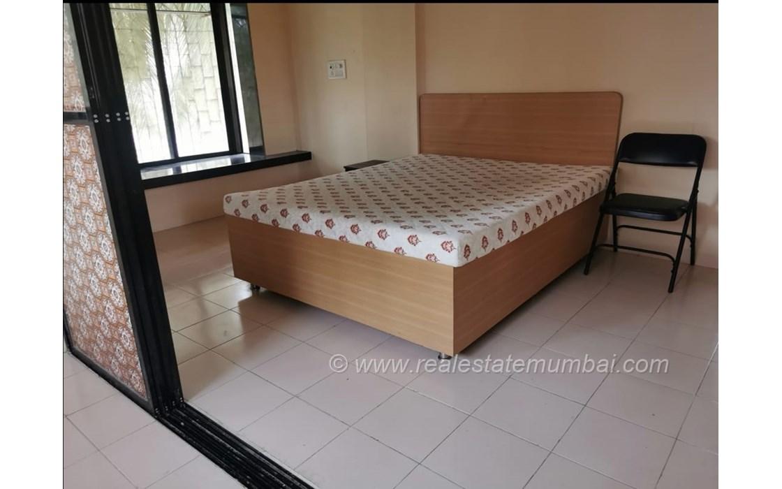 Bedroom 2 - Noorani Apartment, Bandra West