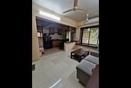 Living Room1 - Noorani Apartment, Bandra West
