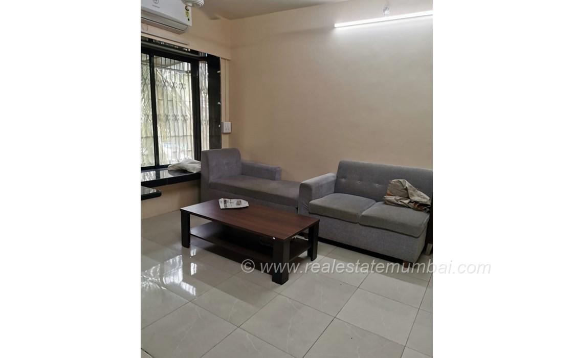 Living Room2 - Noorani Apartment, Bandra West