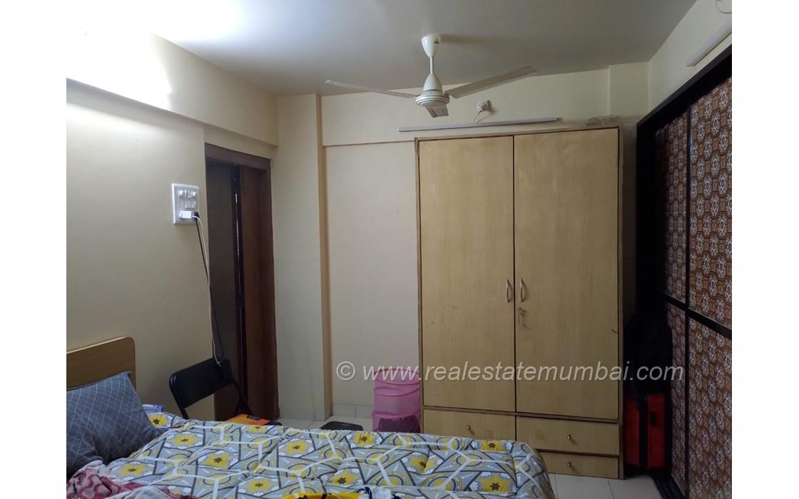 Master Bedroom - Noorani Apartment, Bandra West