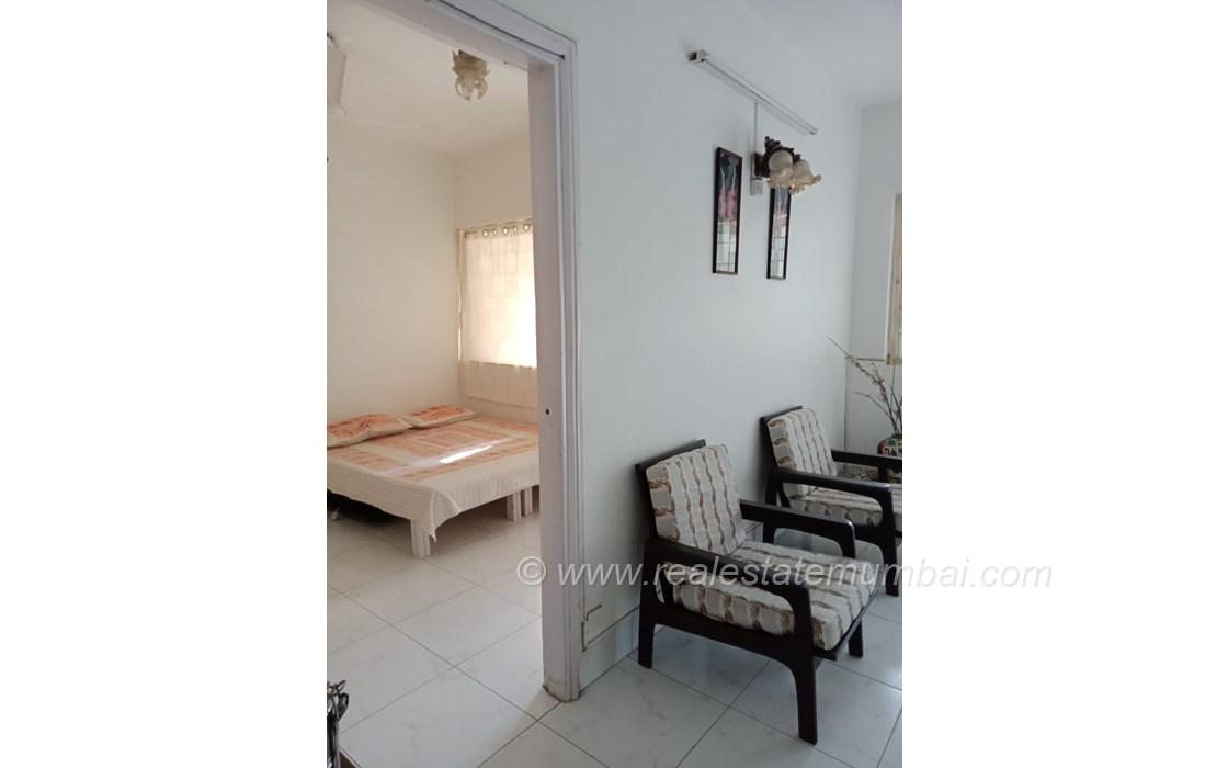 Living Room - Irolette Villa, Juhu