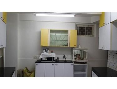 Kitchen1 - Ocean View, Khar West
