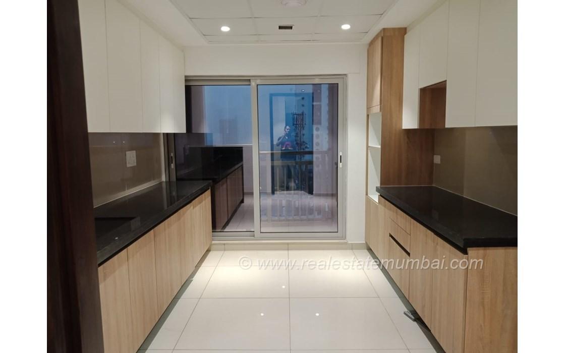 Kitchen - One ICC Tower, Dadar East