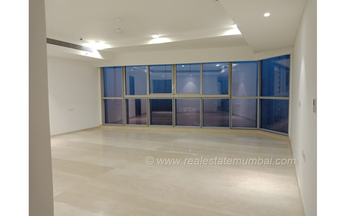 Living Room - One ICC Tower, Dadar East