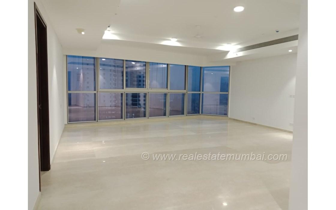 Living Room1 - One ICC Tower, Dadar East