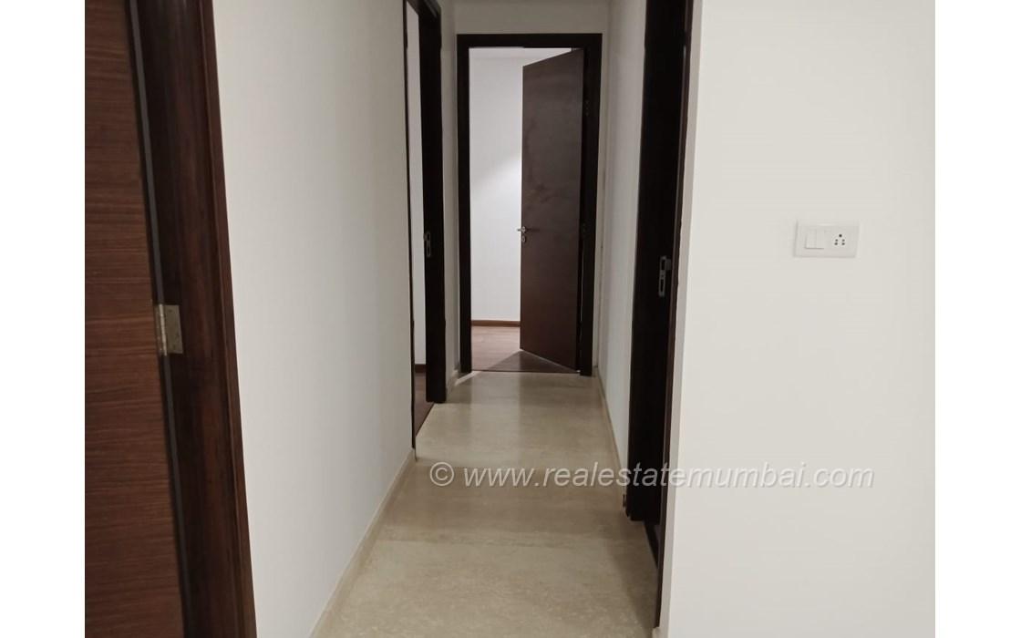 Utility Space - One ICC Tower, Dadar East