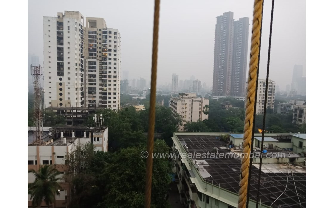 View - One ICC Tower, Dadar East