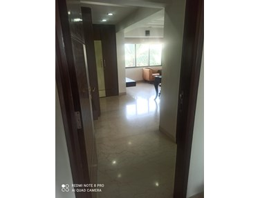 Flat on rent in Bayview, Bandra West