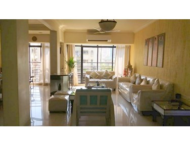 Living Room1 - New Link Palace, Andheri West