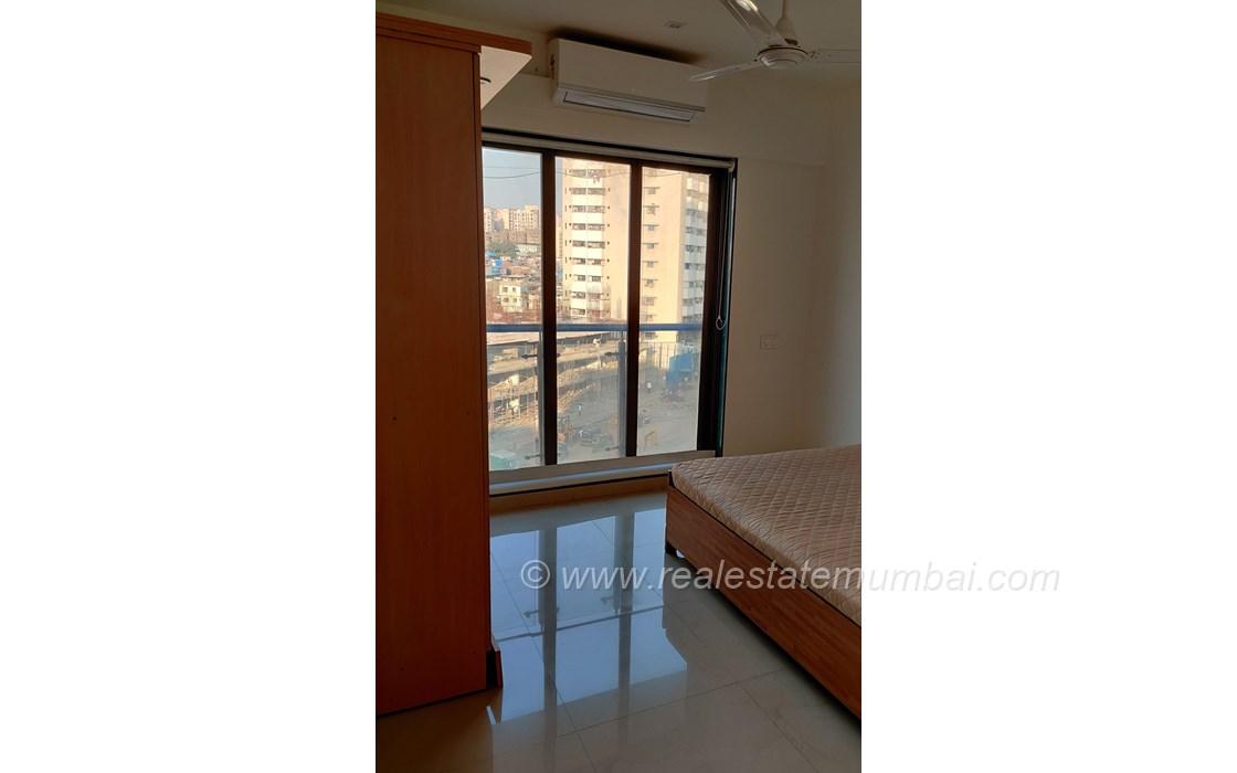 Bedroom 2 - JP Chalet Amar, Juhu