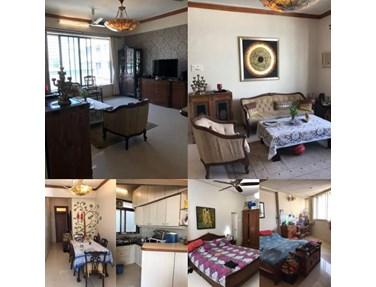 Flat on rent in Sangam Bhavan, Colaba