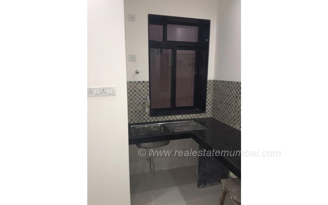 Kitchen - Sanjana CHS, Bandra West