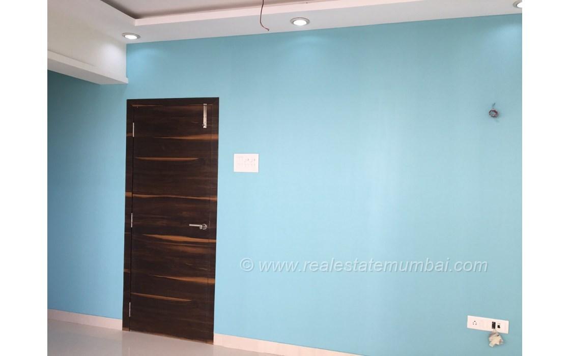 Living Room - Sanjana CHS, Bandra West