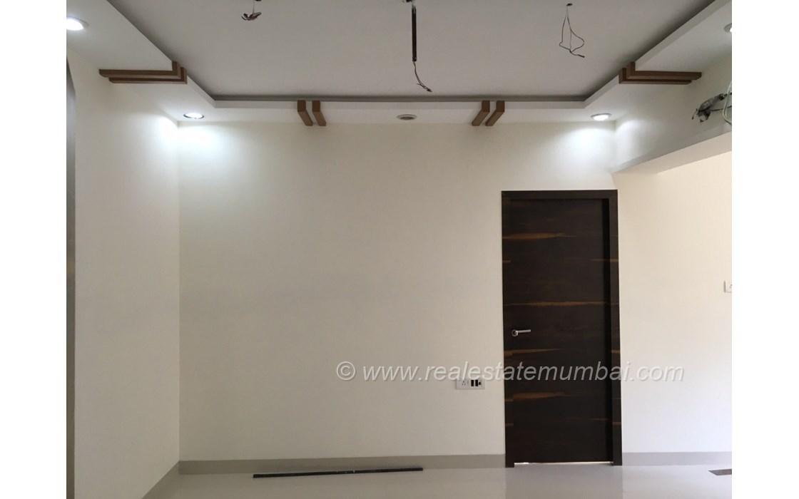 Living Room1 - Sanjana CHS, Bandra West