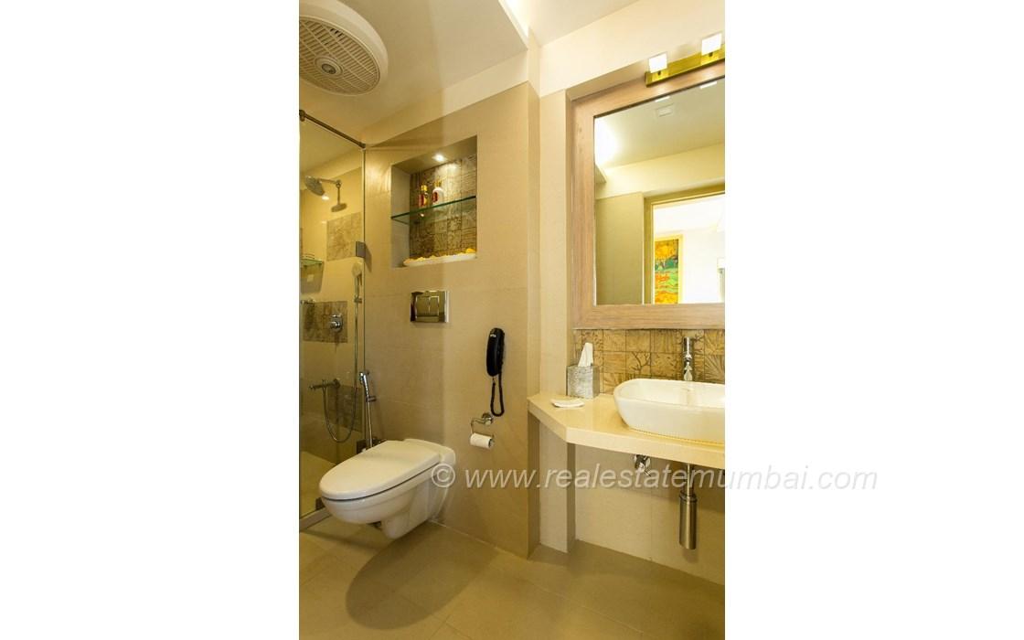 Bathroom 2 - 30 Union Park, Bandra West