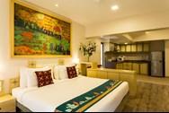 Master Bedroom - 30 Union Park, Bandra West