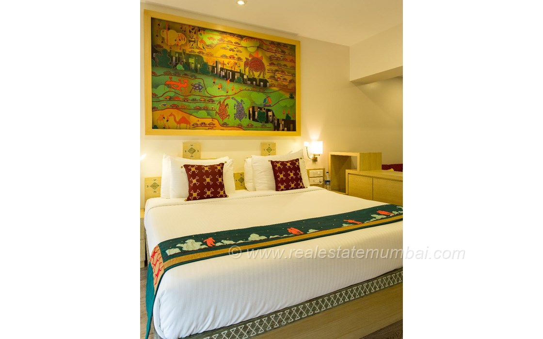 Master Bedroom1 - 30 Union Park, Bandra West