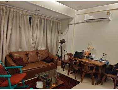 Flat on rent in Theresa Villa, Bandra West