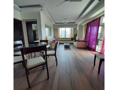 Flat on rent in The Legend, Bandra West