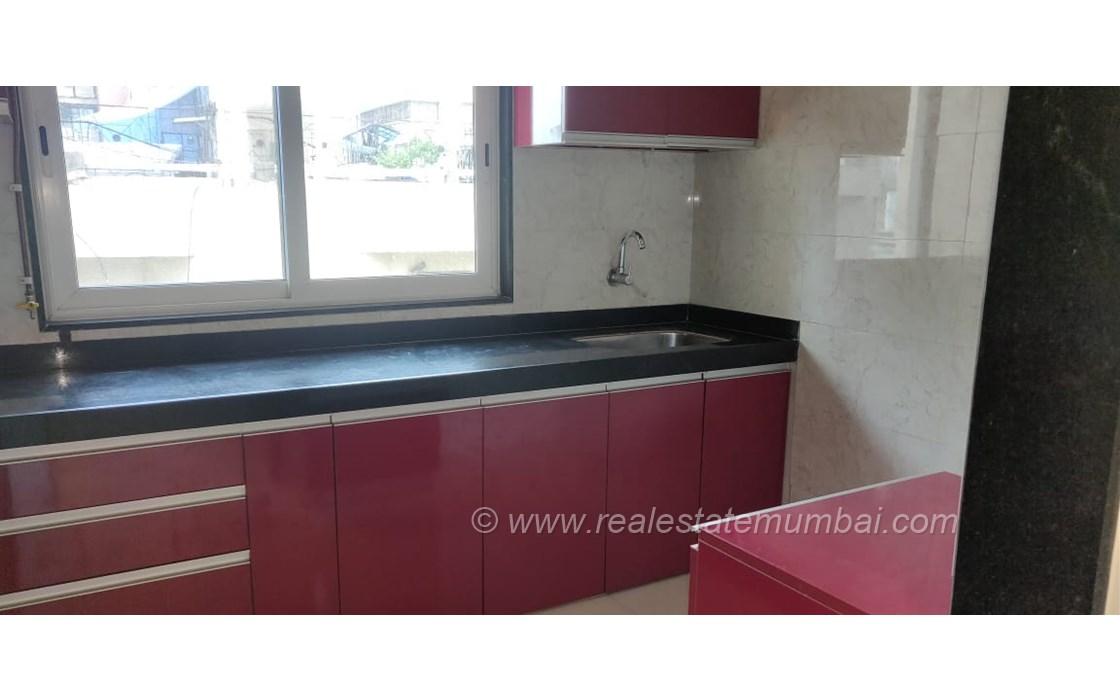 Kitchen1 - Laxmi Vihar, Khar West