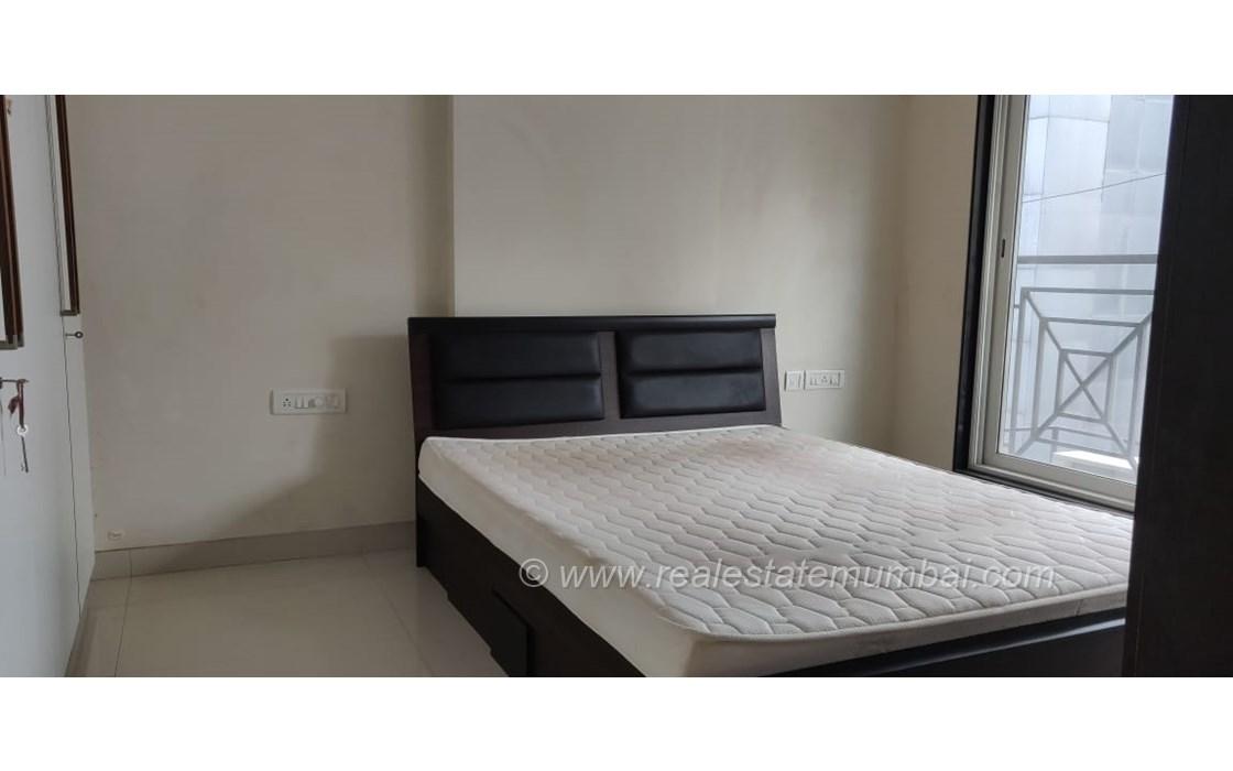 Master Bedroom - Laxmi Vihar, Khar West