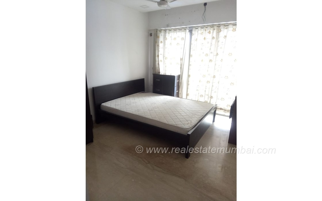 Bedroom 2 - Neminath Luxeria, Andheri West