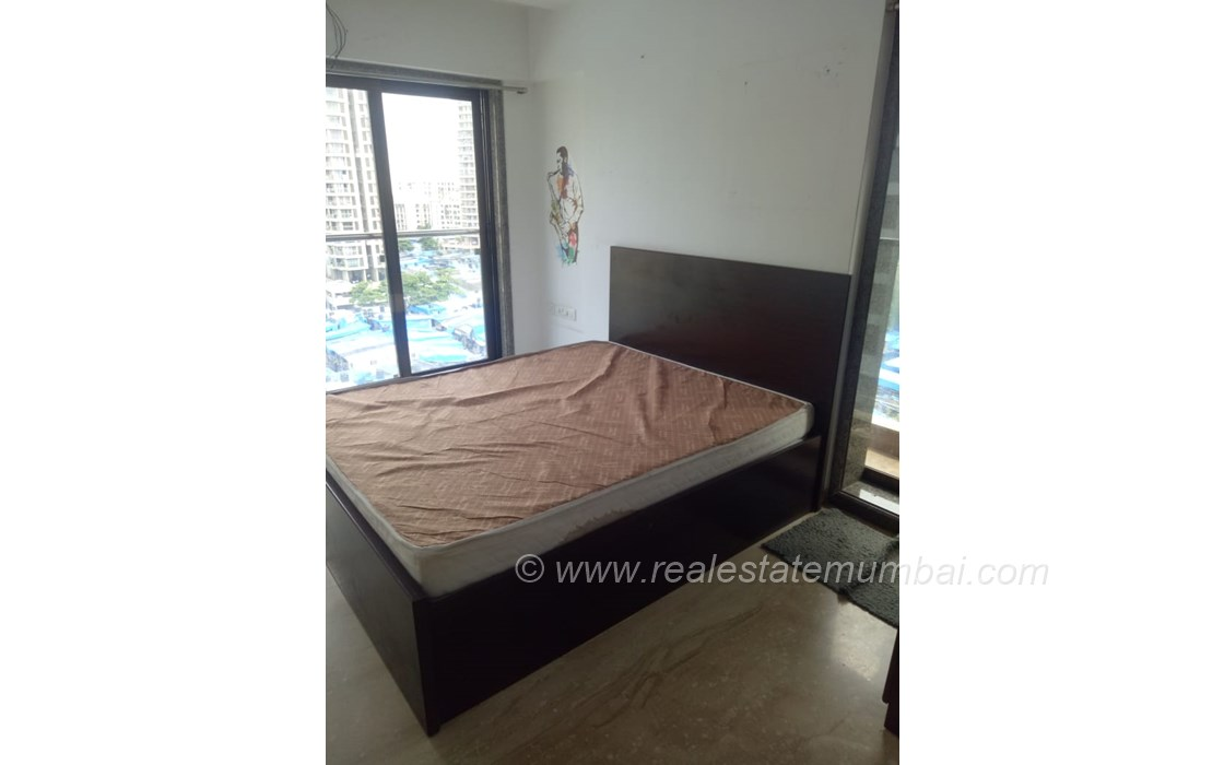 Bedroom 22 - Neminath Luxeria, Andheri West