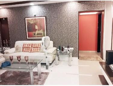 Living Room - Rose Minar, Khar West