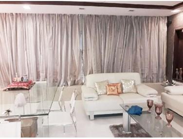 Living Room1 - Rose Minar, Khar West
