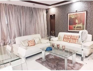 Living Room2 - Rose Minar, Khar West