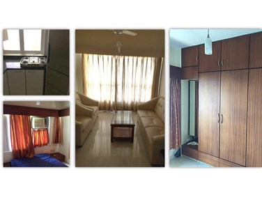 Flat on rent in Maker Tower L, Cuffe Parade