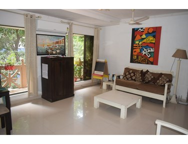 Living Room1 - Reminess, Bandra West